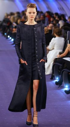 Chanel at Paris Haute Couture Fashion Week