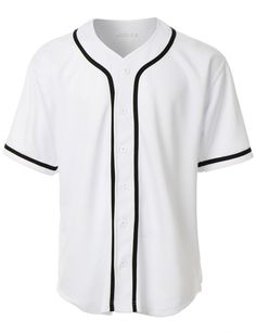 Gear up for baseball season in this active varsity mesh short sleeve baseball  jersey. Its 8ea698a0d