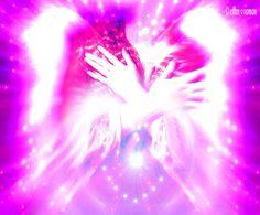 ✣… I Rest In God.   ✣ACIM    arT © e11en♥ vaman  www.facebook.com/ellenvaman…