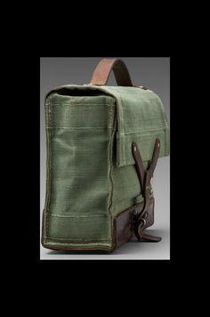 WILL Leather Goods Repurposed Swiss Medic's Bag в цвете Ассорти | REVOLVE