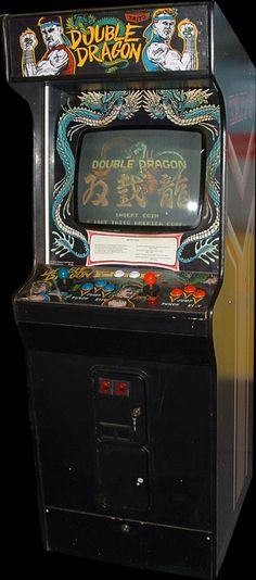 Double Dragon.. must've bought this thing 10 times over.. sign of a mis spent youth.