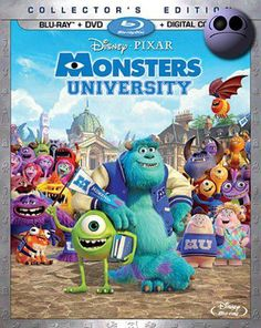 #bestdeals Disney Pixar proudly presents the hilarious story of how two mismatched #monsters met and became lifelong friends in a movie screaming with laughter a...