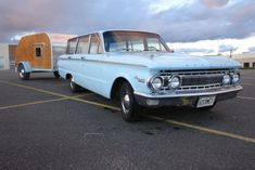 Hemmings Find of the Day – 1962 Mercury Comet station wagon
