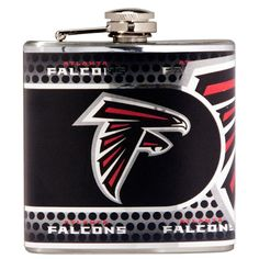 Atlanta Falcons Stainless Steel Flask