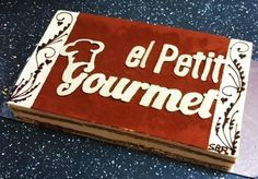 El Petit Gourmet Cake realized for the opening of a new shop near Barcelona