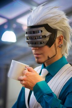 Godot - Ace Attorney - Cosplay by Elffi on deviantART