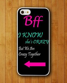 Best Friends in Paris BFF Crazy Design iPhone Skin Protector for iPhone 4 4S 5 5S 5C http://www.gajetto.nl ✿. ☺