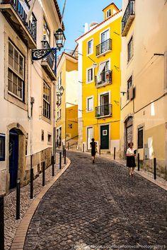 Mouraria, Lisboa - Portugal