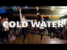 """COLD WATER"" - Major Lazer ft Justin Bieber Dance | @MattSteffanina Choreography (#ColdWater) - YouTube"