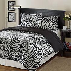 Home Essence Safari Reversible Down-Alternative Comforter Set