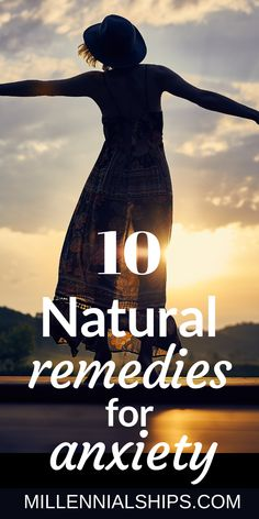 Find out 10 natural remedies for anxiety that can be done from your home! Millennialships has dating advice, relationship advice and self care info for millennial women. Tags: Natural remedies for anxiety, natural anxiety relief, relieving anxiety, rel How To Cure Anxiety, Anxiety Tips, Anxiety Help, Health Anxiety, Anxiety Thoughts, Social Anxiety, Natural Anxiety Relief, Natural Remedies For Anxiety, Stress Relief