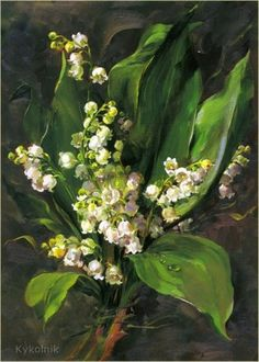 Anne Cotterill. Lily of the Valley