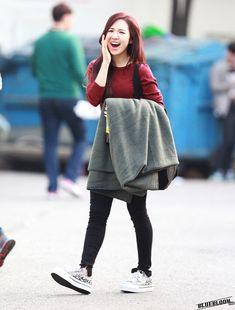 Red Velvet Wendy Kpop Fashion 141012 2014