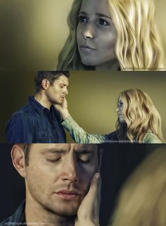 Supernatural - Dean and Jo - It's okay... by ~selfoblivion on deviantART