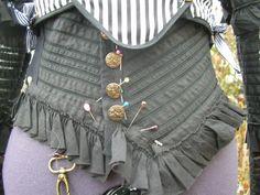 Black & White Steampunk - Dragonfly Designs by Alisa