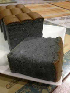 Baking Diary: Ogura cake Ogura Cake, Chiffon Cake, Tea Cakes, Sponge Cake, Japanese Food, I Foods, Sweets, Baking, Cooking Blogs