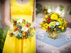 Beautiful Floral Centerpiece :: Photo by Holly Chapple Flowers