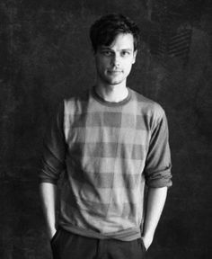Matthew Gray Gubler....aka dr spencer reed from criminal minds