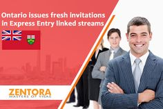 Ontario issues fresh invitations in Express Entry-linked streams