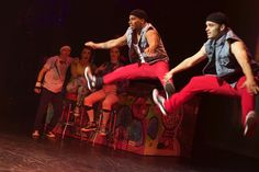 Derek and Frankie rock the #Russian during the flashback scene.  The #HipHopNutcracker  Last weekend marked the last of our U.S. tour dates. Thank you to all the theaters that gave us the honor of gracing your stages and allowing us to share The #HipHopNutcracker with your audience.  Thank You:  @BlumenthalArts @upcarts_nyc @ArshtCenter @TheFoxTheatre @RitzTheatreMsm #NorthCharlestonColiseumPAC @The_Ordway @FergusonCenterForTheArts @AtProctorsTheatre @StrathmoreMD @NJPAC  Next week #Russia…