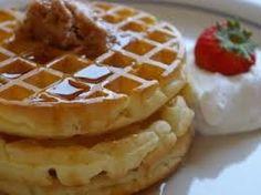 Receta de Waffles Para Celíacos, Postres Para Celiacos