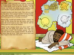 The Story of Joseph | Free Bible Coloring Pages and Activities