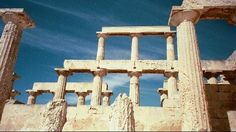 ancient architecture - Greece