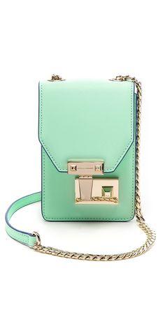 Rebecca Minkoff Paris Phone Bag | SHOPBOP
