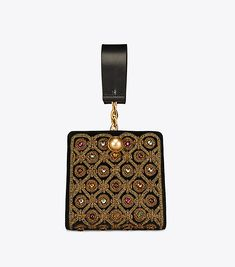 0b44389121e7 Visit Tory Burch to shop for Darcy Cabochon Clutch and more Womens  Handbags. Find designer