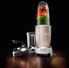 Stylish and easy to use, the new NutriBullet Pro boasts a powerful 900 watt motor, so creating delicious smoothies is quicker and easier than ever before.