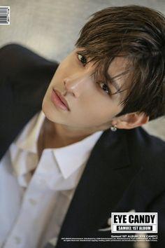 Samuel Kim takes breaths away in last 'Eye Candy' teaser image | allkpop.com