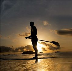 Stand up Paddle boarding = LOVE IT