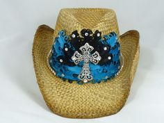 bling cowboy hats women