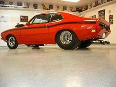 Maverick Hoodie Ford Grabber 1970 1971 1972 V8 302 351 1973