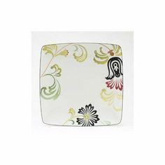Noritake Combo 10-1/4-Inch Square Plate by Noritake CO., INC.. $35.00. World Famous Noritake Quality, Value and Design. Dishwasher Safe. Soft Glaze Porcelain. Dimensions: 1-inch by 10-1/4-inch by 10-1/4-inch. Noritake Combo 10-1/4-inch Square Plate. Since 1904, Noritake has been bringing beauty and quality to dinner tables around the world. Superior artistry and craftsmanship, attention to detail and uncompromising commitment to quality have made Noritake an internat...