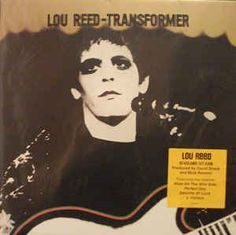 Lou Reed - Transformer (Vinyl, LP, Album) at Discogs