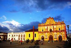 San Cristobal de las Casas en Chiapas.