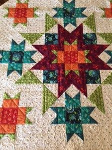 More than Stars quilt pattern by Nancy Rink Designs, nancyrinkdesigns . Star Quilt Blocks, Star Quilt Patterns, Star Quilts, Scrappy Quilts, Mini Quilts, Canvas Patterns, Quilting Projects, Quilting Designs, Quilting Ideas