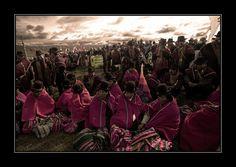 Asumcion de Evo Morales Tiwanacu La Paz Bolivia
