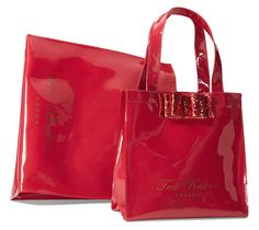 Ted Baker -laukut, pieni 39 €, iso 59 €. - Moda Ted Baker, Stage, Tote Bag, Carry Bag, Tote Bags