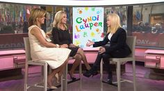 Lauper on 'Truly Brave' success: 'How could you say no to those kids?'