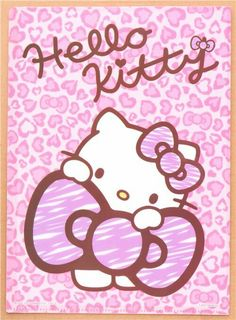 Hello kitty~