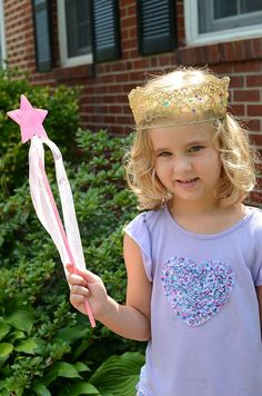 DIY Princess Crown