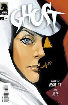 Ghost #3 :: Profile :: Dark Horse Comics