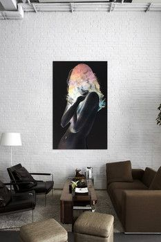 Breeze by Daniel Taylor Canvas Print