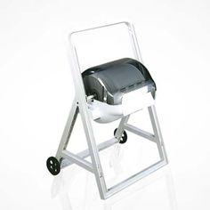 Συσκευές Για Βιομηχανικούς Χώρους: Βάση Δαπέδου Κλειστή Για Ρολό Marplast Baby Strollers, Baby Prams, Strollers, Stroller Storage