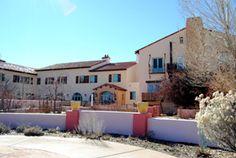 La Posada Hotel today, Winslow, Arizona