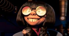 I got Edna Mode! Quiz: Which Disney Pixar Character Are You? | Movies