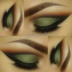 Me encanta el verde!