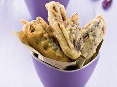 Frittelle di radicchio di Gianluca Nosari http://www.alice.tv/fritti/frittelle-radicchio